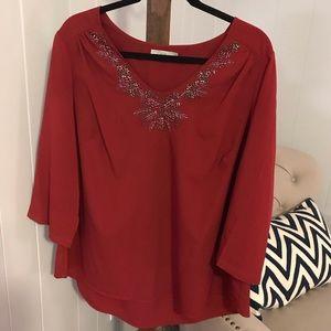 Dalia Embellished Blouse
